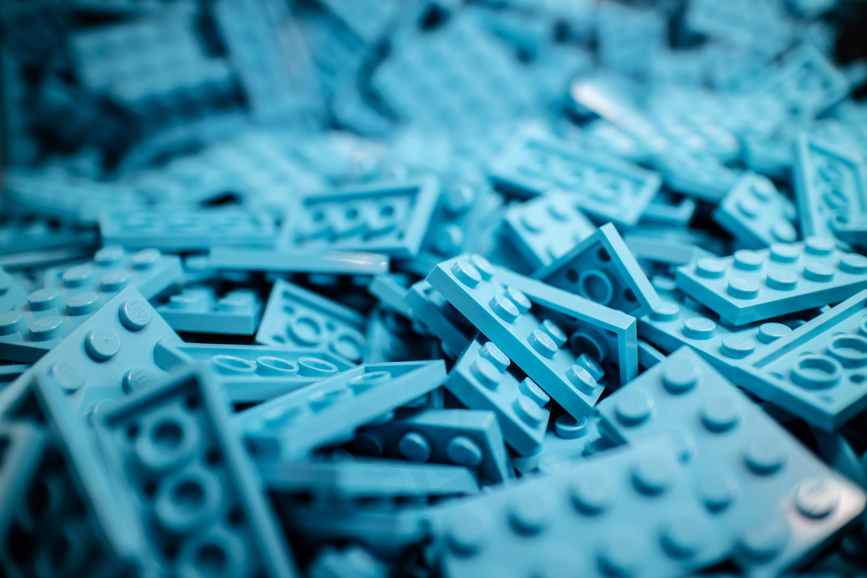 pezzi di lego