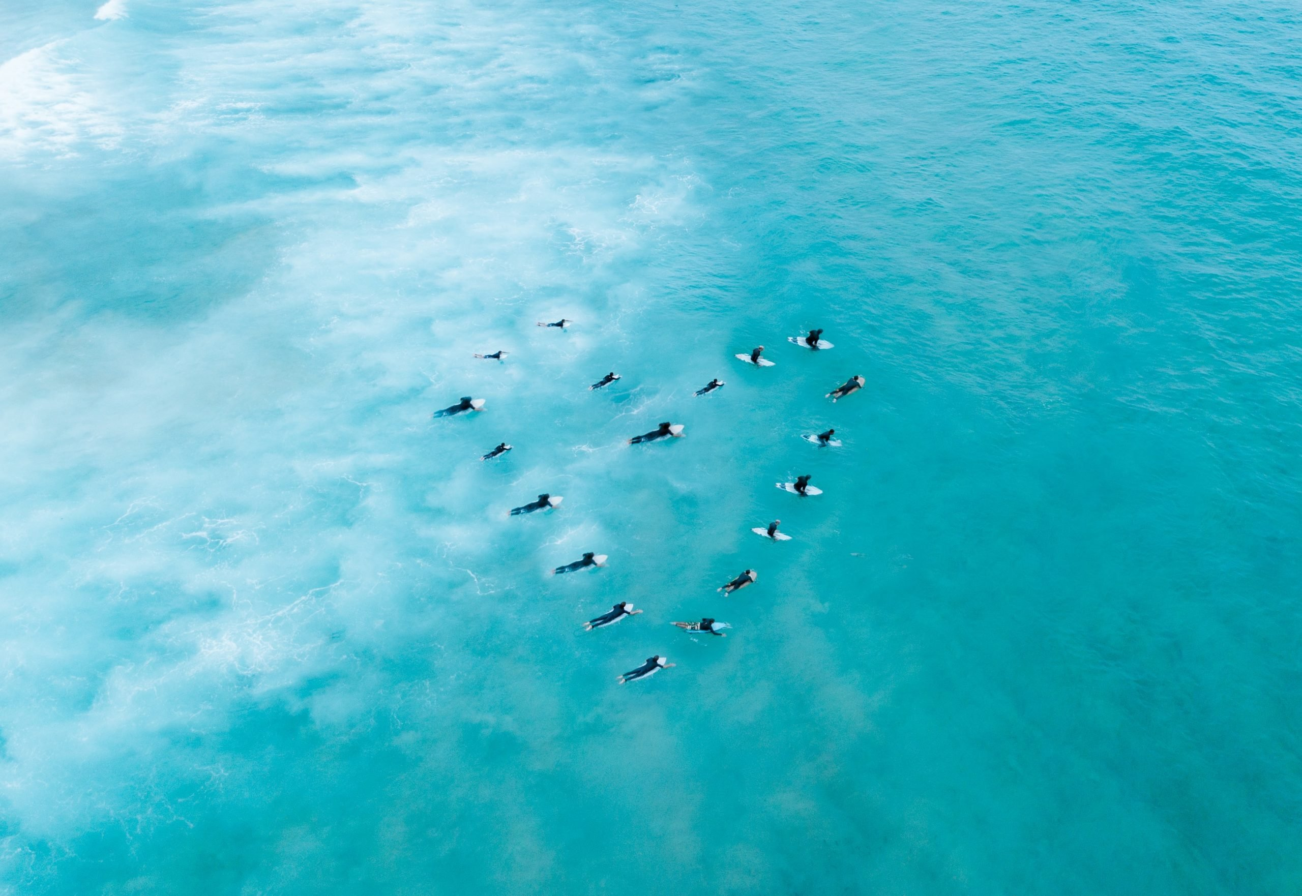 cuore di surfisti